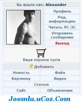 Мини-профиль